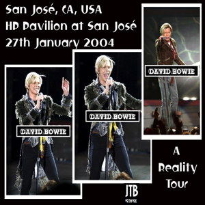 David Bowie 2004-01-27 San Jose , HP Pavilion - San Jose - SQ -9