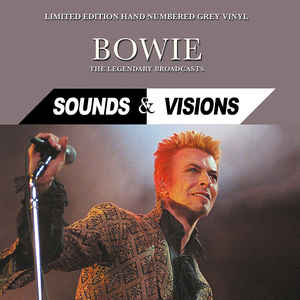 David Bowie Sounds & Visions - The Legendary Broadcasts - 6 CD set