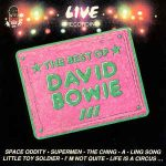 David Bowie The Best Of David Bowie (BBC Sessions and Demo's 1969-1972) - SQ 8,5