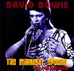 David Bowie 1973-10-00 London ,NBC Midnight Special ,Marquee Club 18,19 and 20 october - The Midnight Special - SQ 9