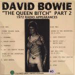 David Bowie The Queen Bitch Part 2 - (BBC Session 1972) - SQ 8,5
