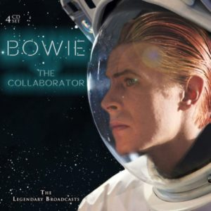 David Bowie The Collaborator - the Legendary Broadcasts 4 CD set - SQ 9