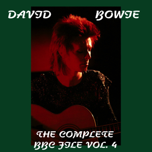 David Bowie The Complete BBC Files Vol 4 (BBC Sessions 1972 to 1997) - SQ 8-9