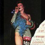 David Bowie 1973-04-20 Tokyo ,Shinjuku Koseinenkin Kaikan Public Hall - A Cat From London - SQ -7