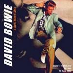 David Bowie 1990-06-10 St Louis ,St Louis Arena – A Real Man's Man – SQ 8