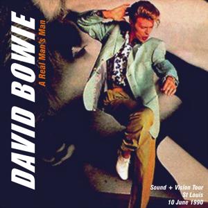 David Bowie 1990-06-10 St Louis ,St Louis Arena - A Real Man's Man - SQ 8