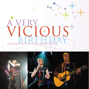 David Bowie 2004-02-26 Melbourne ,Rod Laver Arena - A Vicious Birthday - SQ -9