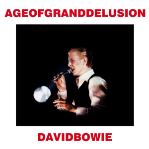 David Bowie 1976-04-30 Copenhagen ,Falkoner Teatret - Age Of Grand Delusion - SQ 6,5