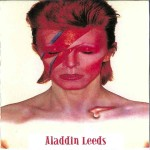 David Bowie 1973-06-29 Leeds ,Kirkstall Rolarena - Aladdin Leeds - SQ 3