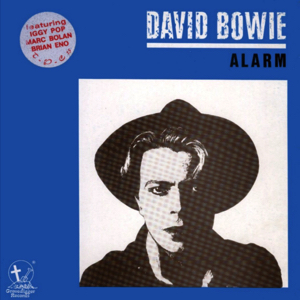 David Bowie Alarm (compilation 1977-1980 with others) (CD) - SQ 7-8