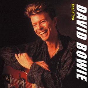 David Bowie 1990-04-13 +14 Milan ,Palatrussardi - Anni d'Oro - SQ 8 - 8,5