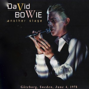 David Bowie 1978-06-04 Gothenburg ,Scandanavium - Another Stage - SQ 7,5