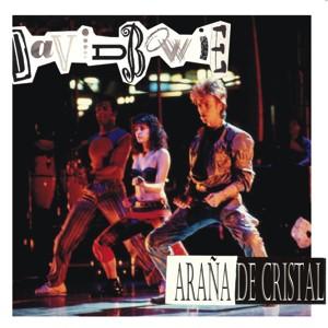 David Bowie 1987-07-06 Madrid ,Estadio Vincente Calderon - Arana De Cristal - SQ 8,5