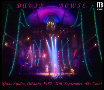 David Bowie 1987-09-21 Atlanta ,The Omni (dvd source master) SQ 8+