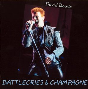 David Bowie 1996-06-25 Toulon ,La Zenith - Battlecries And Champagne - SQ -9