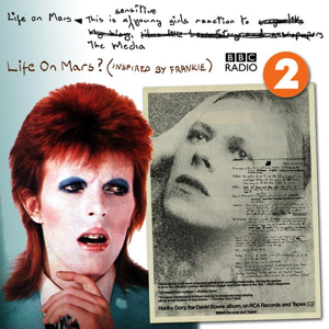 David Bowie 2017-01-09 Exploring Life On Mars (BBC Radio 2First) - SQ 10