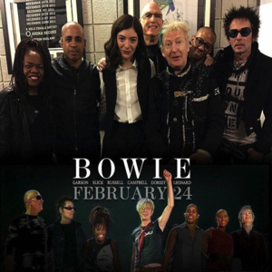 David Bowie 2017-01-06 BBC Arts ,The Last Supper - Slick, Garson, Leonard, Russell and Campbell discuss Bowie - SQ 9