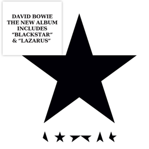 David Bowie Blackstar (2016)