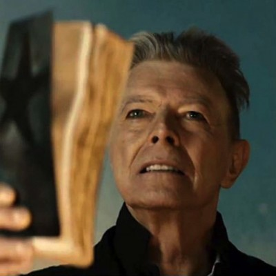 Blackstar video: a gift of sound and vision