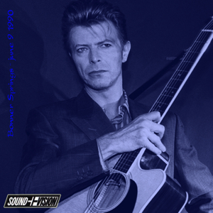 David Bowie 1990-06-09 Bonner Springs ,Sandstone Amphitheater (remastered) - SQ 8