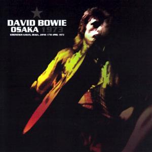 David Bowie 1973-04-17 Osaka ,Koseinenkin Kaikan - I'm Much Too Fast - (first part of the show) - SQ 2