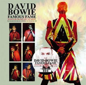 David Bowie 1997-06-02 London ,Hanover Grand - Famous Fame - (TRY-OUT Concert) (DAT Master) - SQ 8+