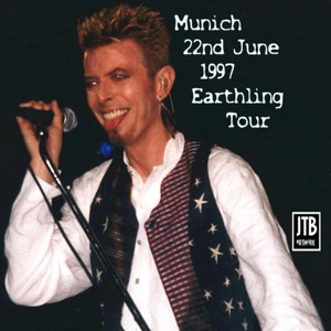 David Bowie 1997-06-22 Munich ,Neubiberg Airport - Munich 970622 - (Go Bang festival) (Off master) - SQ 8,5