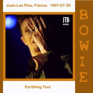 David Bowie 1997-07-30 Juan-les-Pins ,Pinede Gould - Juan-les-Pins, France 1997-07-30 - (off Master) - SQ 8+