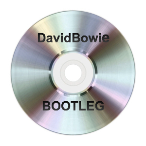 "David Bowie 1983-07-25 New York ,Madison Square Garden (Off Master ""AKA"" ,Little Red Bag) - SQ 8+"