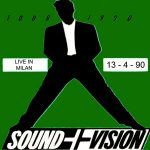 David Bowie 1990-04-13 Milan ,Palatrussardi - Live In Milan 13-4-90 - (off master) - SQ 8