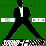 David Bowie 1990-04-13 Milan ,Palatrussardi (off master) - SQ 8