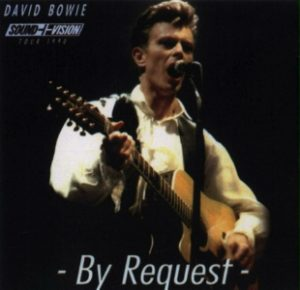David Bowie 1990-05-21 Tacoma ,The Tacoma Dome - By Request - (3rd gen tape) - SQ 8,5