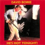 David Bowie 1990-06-07 Houston ,Woodlands Pavilion - He's Hot Tonight - (Taper Sean the bootlegger) - SQ -8