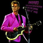 David Bowie 1990-06-16 Chicago ,World Music Amphitheatre ,Tinley Park – SQ 7,5