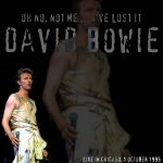 David Bowie 1995-10-01 Tinley Park ,World Music Theatre - SQ 7,5