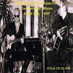David Bowie 1997-04-08 Cambridge – At Fort Apache April 8th 1997 (18:00 evening ,WBCN FM broadcast) – SQ 9,5