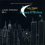 David Bowie 1997-04-11 New York Rockefellers Centre NBC Studios .US TV NBC. Late Night with Conan O'Brian – SQ 9,5