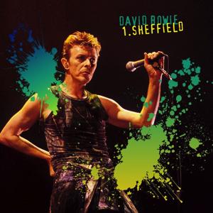 David Bowie 1995-12-03 Sheffield ,Sheffield Arena - 1.Sheffield - SQ 8,5
