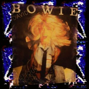 David Bowie 1983-07-01 Milton Keynes ,Milton Keynes Bowl (Tape) - SQ 8,5