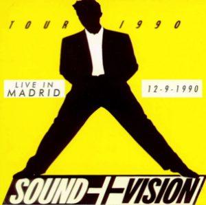 David Bowie 1990-09-12 Madrid ,Rockodromo Arena Madrid Spain - Live In Madrid - (Soundboard) - SQ 8+