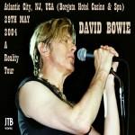 David Bowie 2004-05-29 Atlantic City ,Borgata Hotel Casino and Spa - Borgata - SQ -9