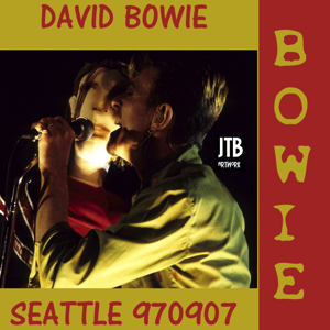 David Bowie 1997-09-07 Seattle ,Paramount Theater - Seattle 970907 - SQ 8