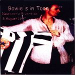 David Bowie 1997-08-03 Newcastle upon Tyne ,Riverside – Bowie's in Toon – SQ 8