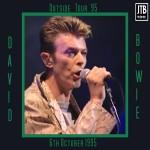 David Bowie 1995-10-06 Bristow ,Nissan Pavilion – Bristow – (Bofinken) – SQ 7