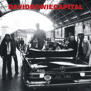 David Bowie 1976-77 Capital Radio Interviews -David Bowie Capital SQ 10