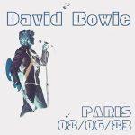 David Bowie 1983-06-08 Paris ,Hippodrome D'Auteuil (Source 1) - SQ 7