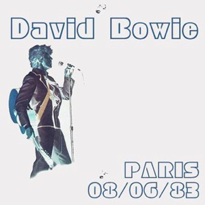 David Bowie 1983-06-08 Paris ,Hippodrome D'Auteuil (Source 1) - SQ 7
