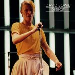 David Bowie 1978-04-21 Detroit ,Cobo Arena (Statsfax 1. gen) - SQ 7,5