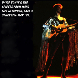 David Bowie 1973-05-12 London ,Earl's Court, London - Courting Disaster - SQ 6+