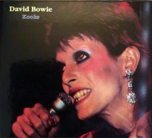 David Bowie Kooks (BBC session Compilation 1969-1972) - SQ -9